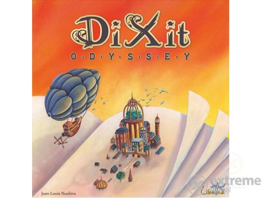 Asmodee Dixit Odyssey társasjáték