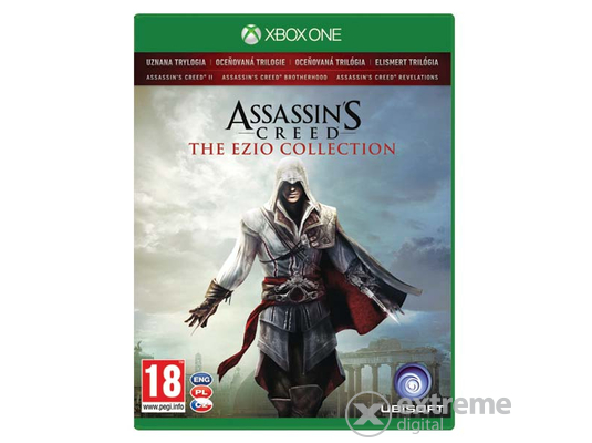 Assassins Creed Ezio Collection Xbox One átékszoftver