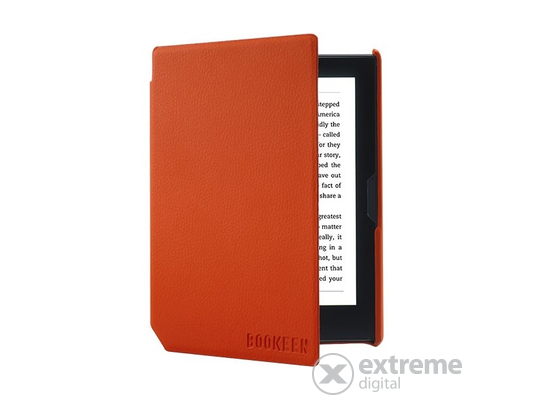 Bookeen Cybook Muse ebook olvasó tok, narancssárga