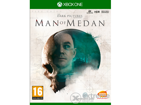 The Dark Pictures: Man of Medan Xbox One játékszofver