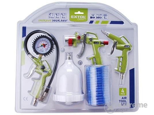 Extol Craft základný pneumatický kompresor-príslušenstvo (99303)