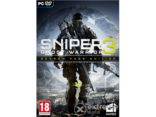 Sniper Ghost Warrior 3 PC játék