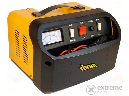 Autó akkumulátor töltő és indítássegítő