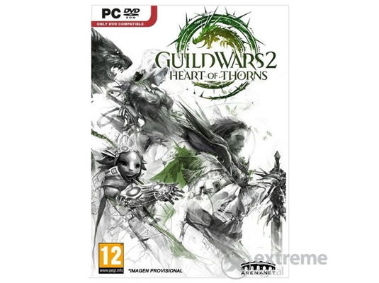 Guild Wars 2 Heart of Thorns PC játékszoftver