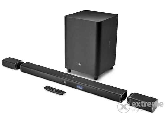 JBL BAR 5.1 4K Ultra HD soundbar, hangprojektor