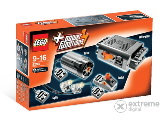 LEGO® Technic - Power Functions motorkészlet (8293)