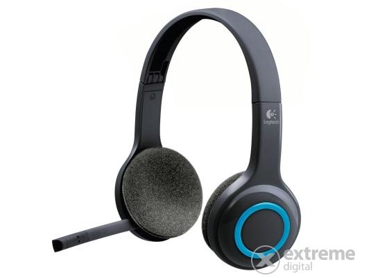 Logitech Headset H600 USB mikrofonos fejhallgató (981-000342) e8960299ad