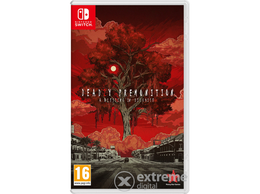 Nintendo Switch Deadly Premonition 2:A Blessing In Disguise (NSS1213)