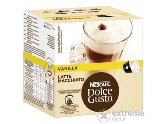 NESCAFÉ Dolce Gusto Vaníliás Latte Macchiato16 db kapszula