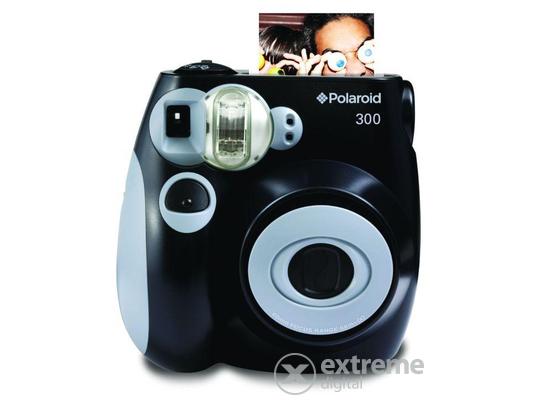 Polaroid 300 instant fényképezőgép, fekete