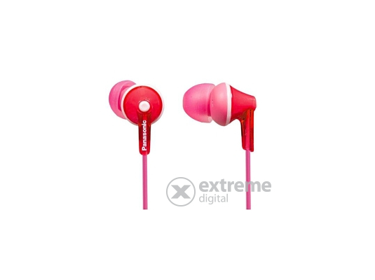 Panasonic RP-TCM115E-P mikrofonos fülhallgató rózsaszín  590c0f4e58