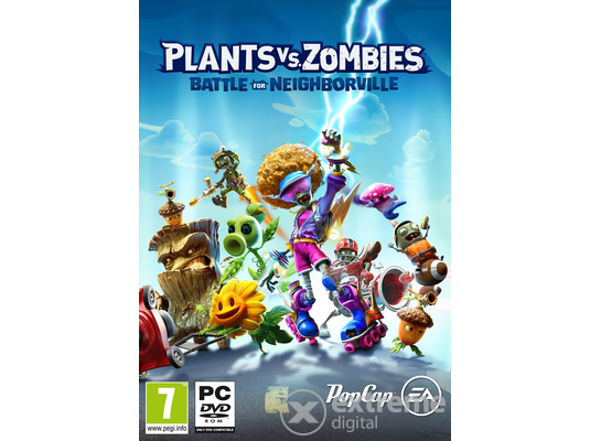 Plants vs Zombies: Battle for Neighborville PC játékszoftver