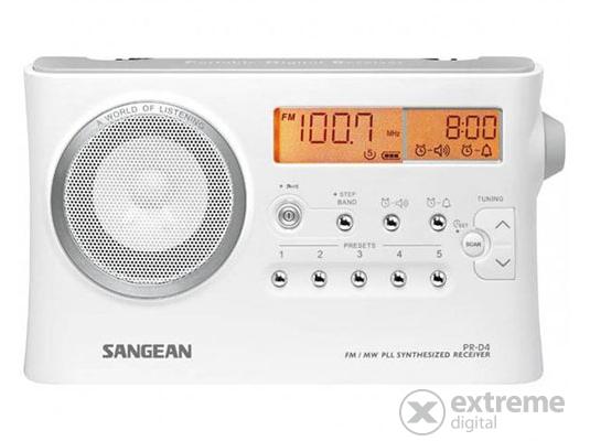 Sangean PR-D4 Package táskarádió 3517dcc09c