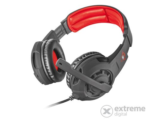 Trust GXT 310 Radius gamer mikrofonos fejhallgató 1244ad4d5f