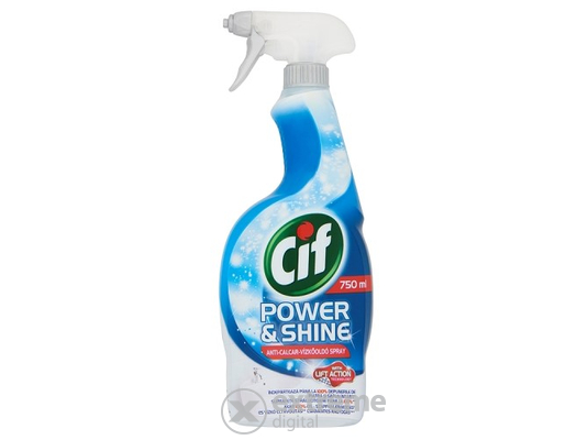 Cif Vízkőoldó spray (750ml)