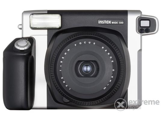 Fujifilm Instax Wide 300 analóg fényképezőgép, fekete