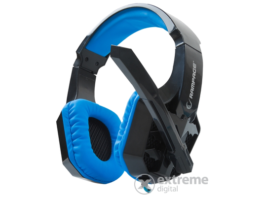 Rampage SN-R3 Plus gamer mikrofonos fejhallgató dc5e540de9