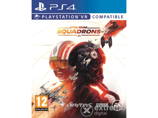 Electronic Arts Star Wars: Squadrons PS4 játékszoftver