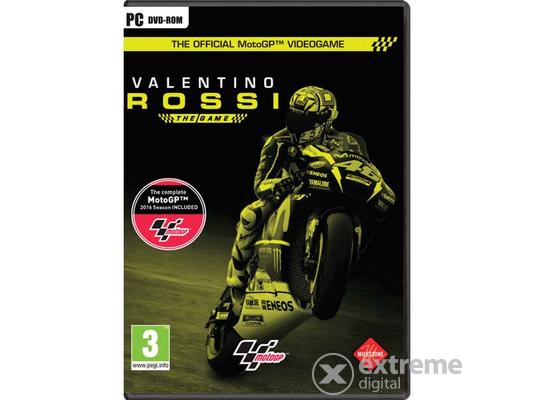 Valentino Rossi The Game PC játék