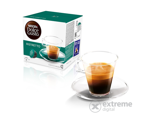 NESCAFÉ Dolce Gusto Espresso Ristretto 16 ks. kapsula novinka 3144eda2c9
